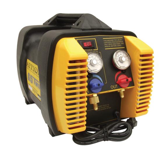 Appion Rapid Evacuation Kit with TEZ8